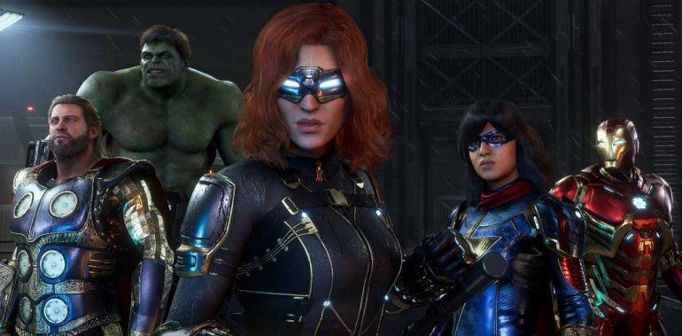 Новости технологий. Новый геймплей и подробности Marvel's Avengers