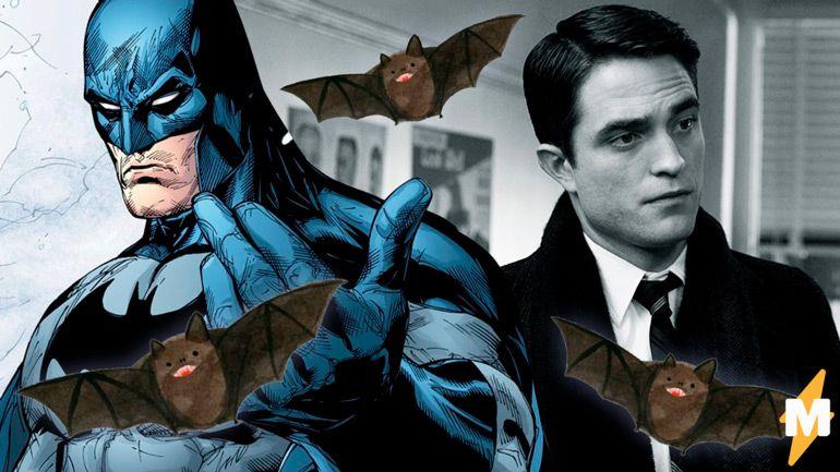 Полный актёрский состав нового «Бэтмена»