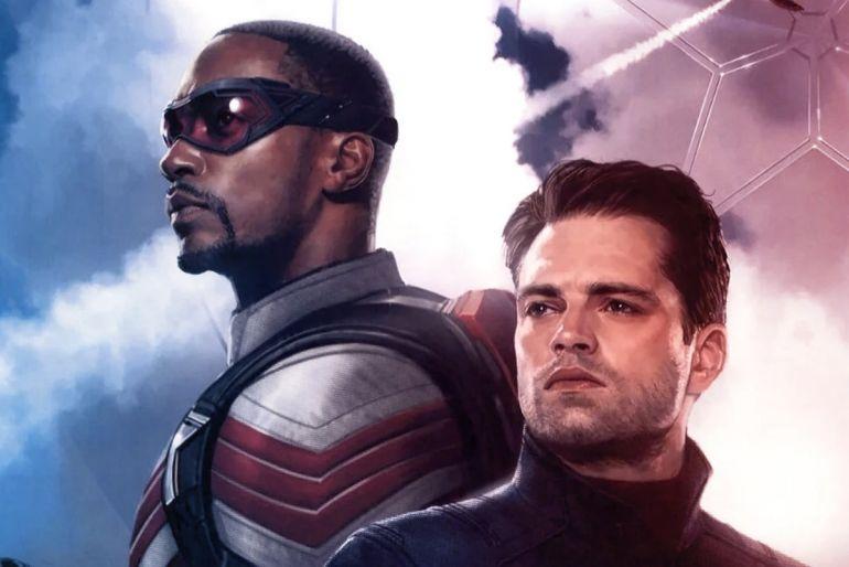 Наследие Капитана Америки в первом трейлере «Сокола и Зимнего солдата»