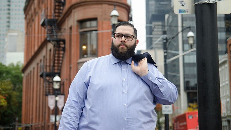 мужская одежда большого размера