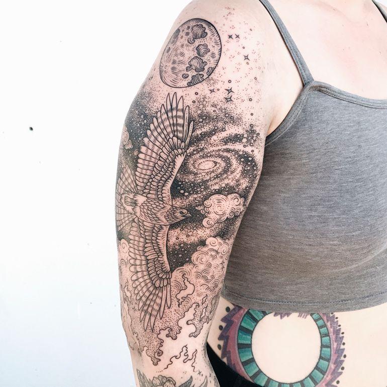 татуировки животных. сакральные символы