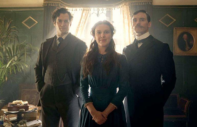 СМИ: Netflix готовит фильм о юном Шерлоке Холмсе и Ватсоне