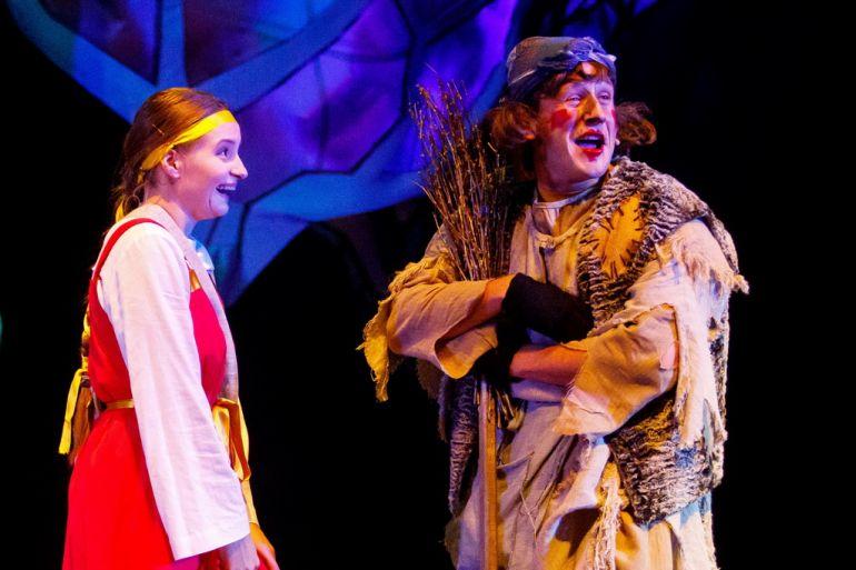 Театральная академия для детей. Театр Драма Номер Три. Афиша онлайн 2020