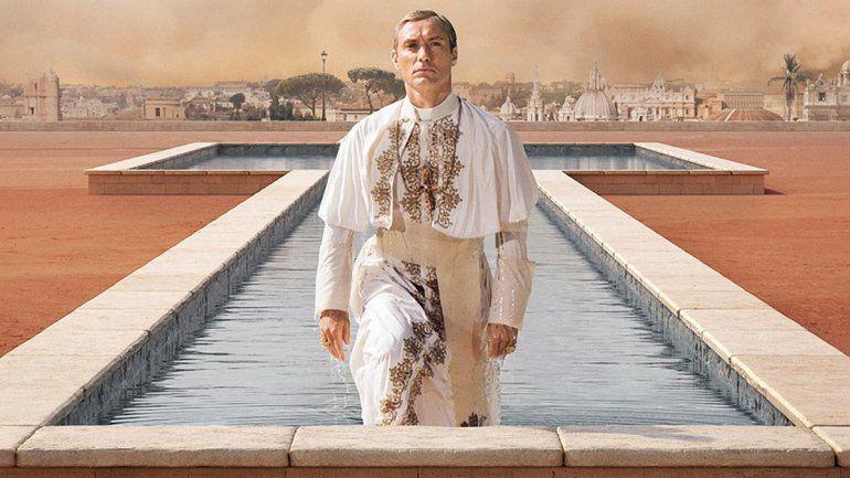 HBO поделился семью смертными грехами Молодого папы