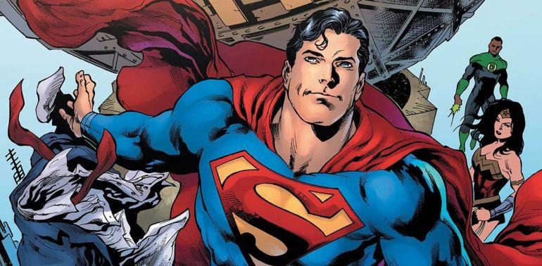 Та-Нехаси Коутс и Джей Джей Абрамс работают над перезапуском «Супермена»