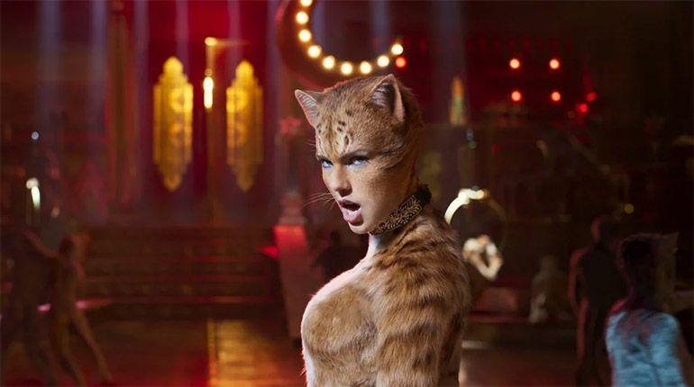 Фильм Кошки Тома Хупера