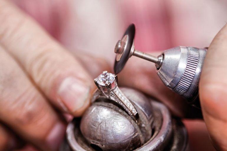 производство ювелирных украшений