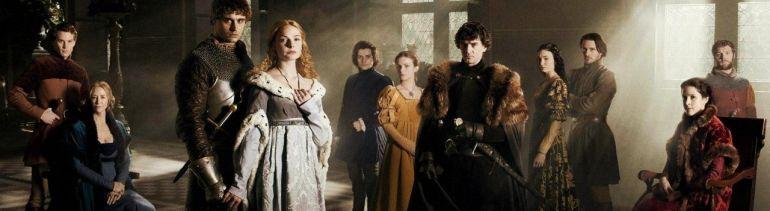 Історичний серіал Біла королева (TheWhiteQueen)