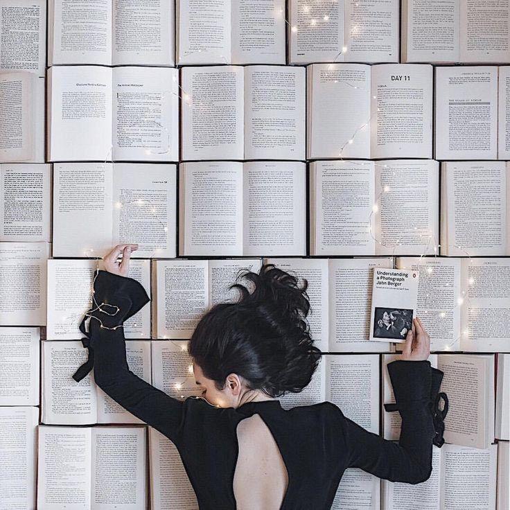 книги в фокусе