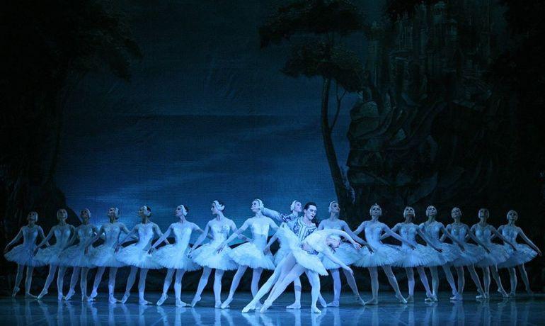 «Лебединое озеро» Вячеслава Гордеева. Театр «Русский балет». Гастроли 2020. Израиль
