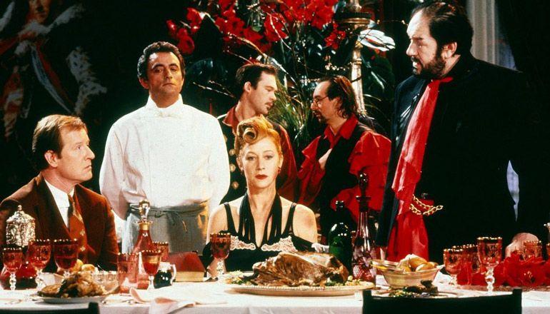 Кухар, злодій, його дружина і її коханець