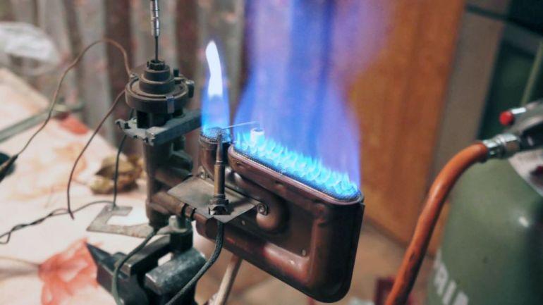 Промышленные горелки