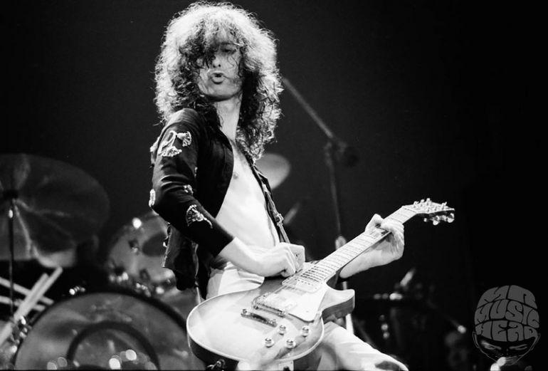 Led ZeppelinJimmy Page