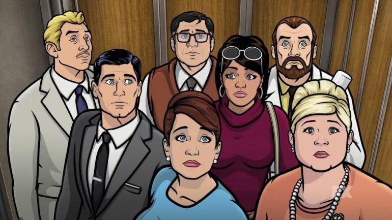 Возвращение из комы в первом трейлере 11 сезона сериала «Арчер»