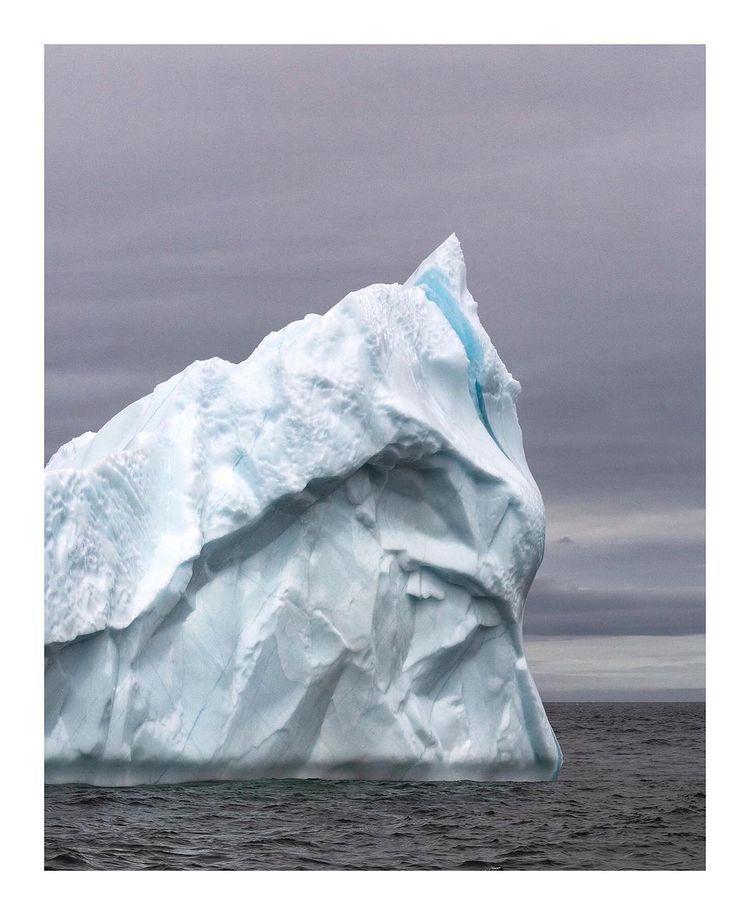 Айсберг. Красота природы глазами Ришада Даровалы