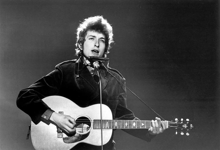 Боб Дилан выпустил первую за восемь лет песню