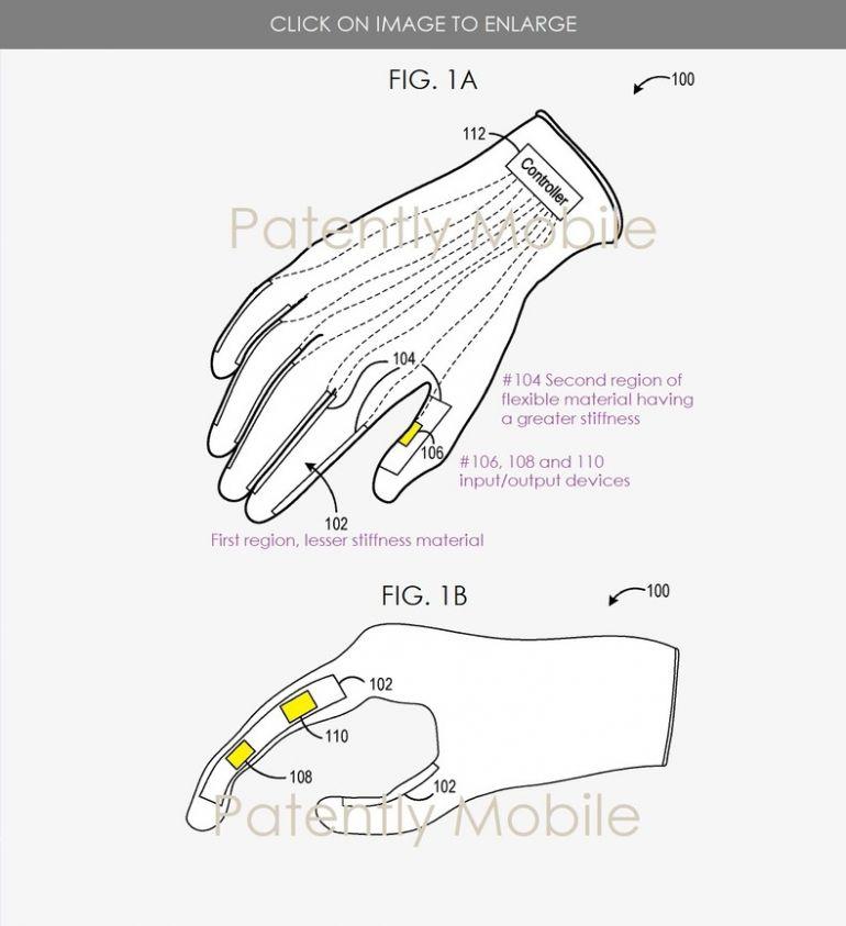 Microsoft собирается создать новую умную перчатку