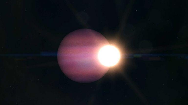 Астрономы впервые в истории обнаружили планету, которая вращается вокруг белого карлика.