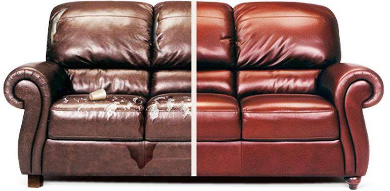 Восстановление мягкой мебели