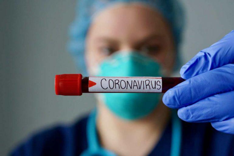 Как проверяют на коронавриус