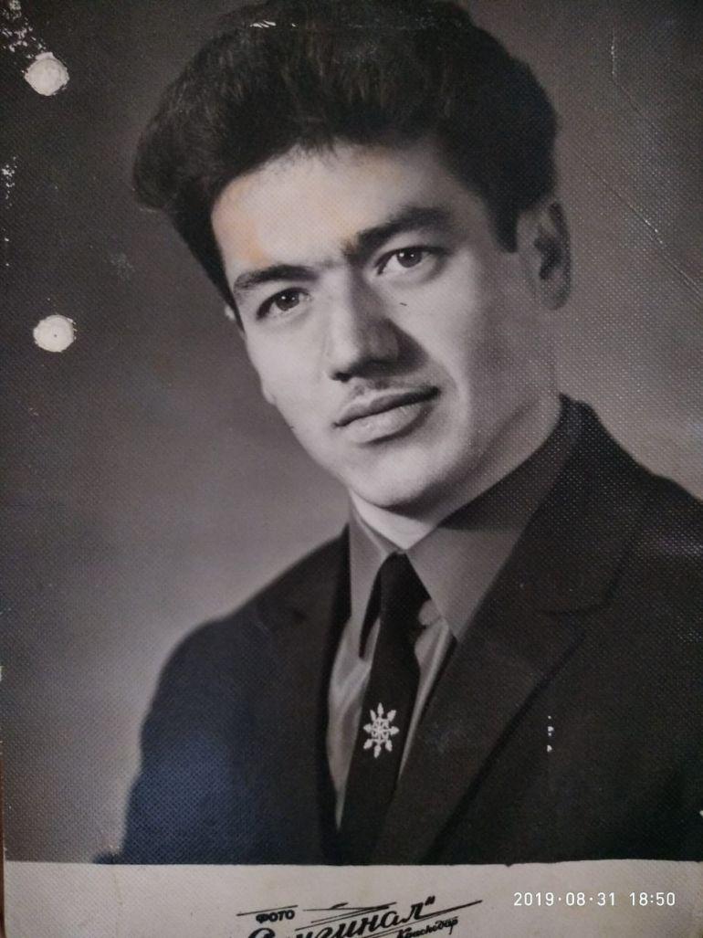 Георгий Стоцкий