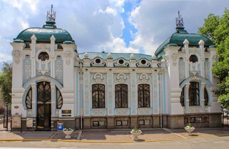 Достопримечательности Кропивницкого. Дом Барского в Кировограде