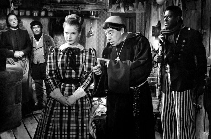 Червоний готель (L'auberge rouge, 1951)