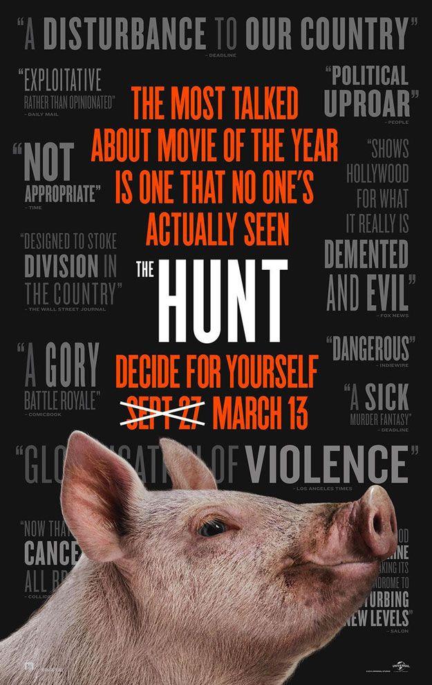 Трейлер и описание фильма Охота The Hunt