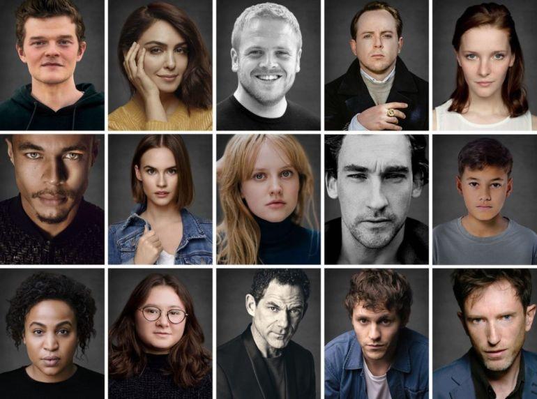 Amazon объявили актерский состав сериала The Lord of the Rings