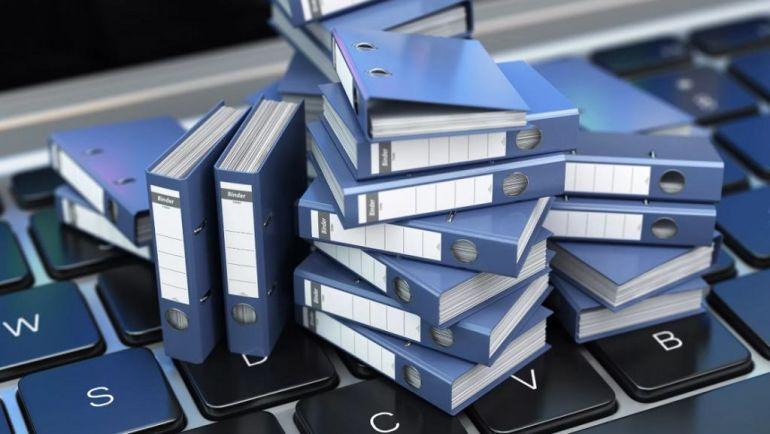 Переход к электронному документообороту