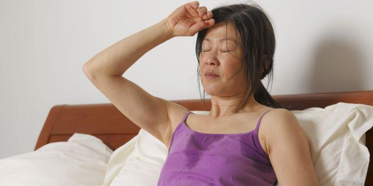 повышенное потоотделение