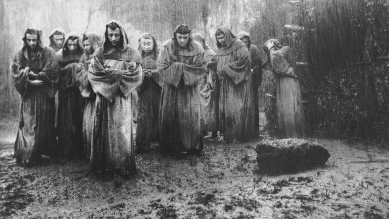«Франциск, менестрель Божий» (1950)