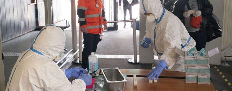 Германия готовит масштабное тестирование граждан на антитела к коронавирусу