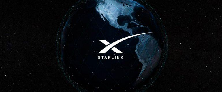 Проведены первые тесты Интернета Starlink от SpaceX Илона Маска