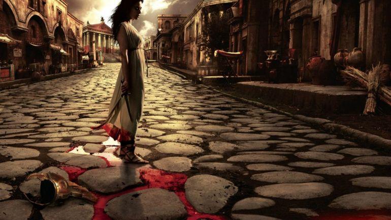 Рим (Rome) історичний серіал