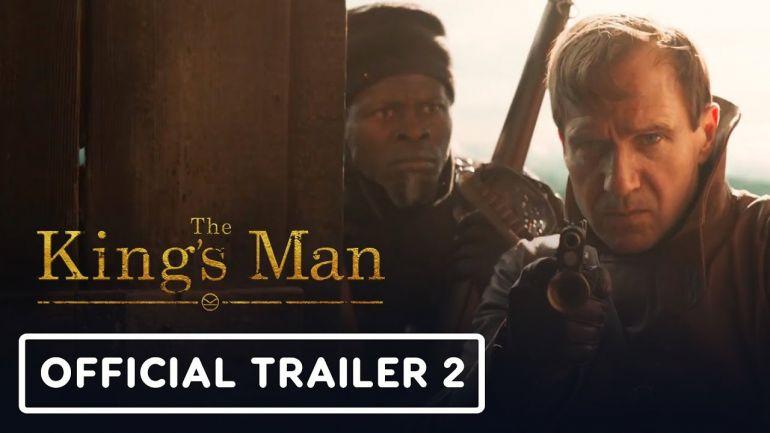 Война против тиранов в новом трейлере The King's Man