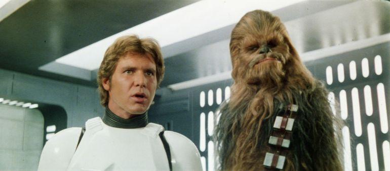 Зоряні війни. Епізод 4: Нова надія (1977)