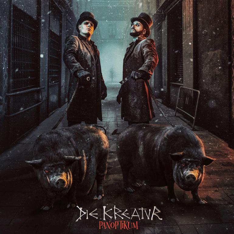 Группа DIE KREATUR представила клип на песню Die Kreatur