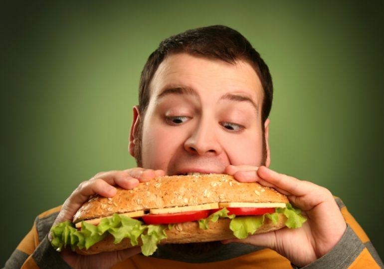 Как контролировать аппетит или как не переедать