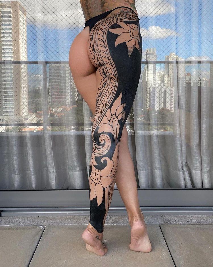 Сексуальные татуировки
