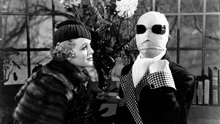 Человек-невидимка The Invisible Man