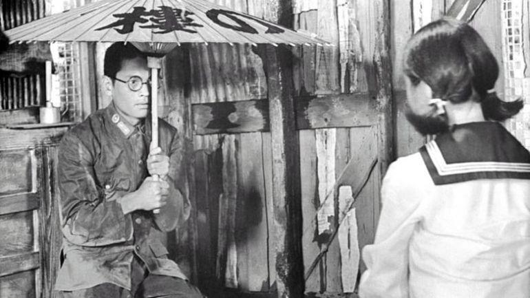 Человек-пуля 1968 Режиссер Кихати Окамото