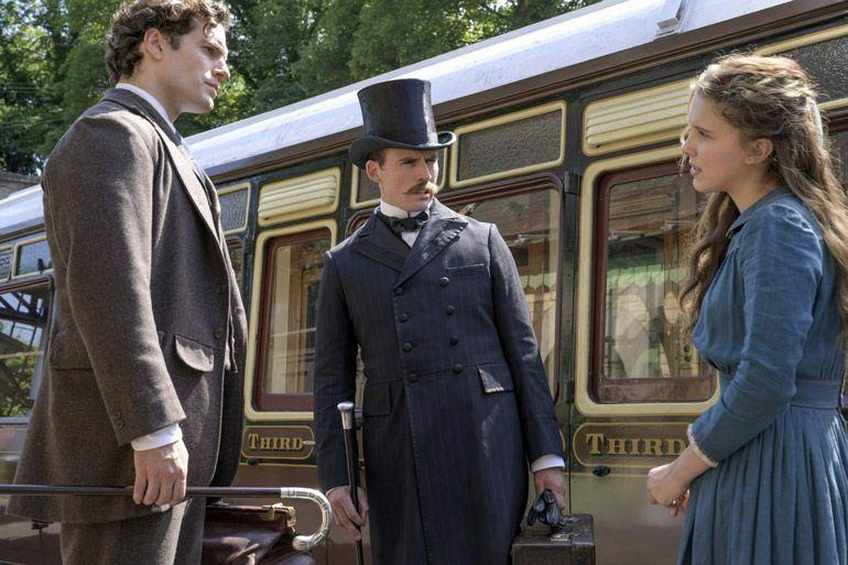 На Netflix состоялась премьера фильма «Энола Холмс»