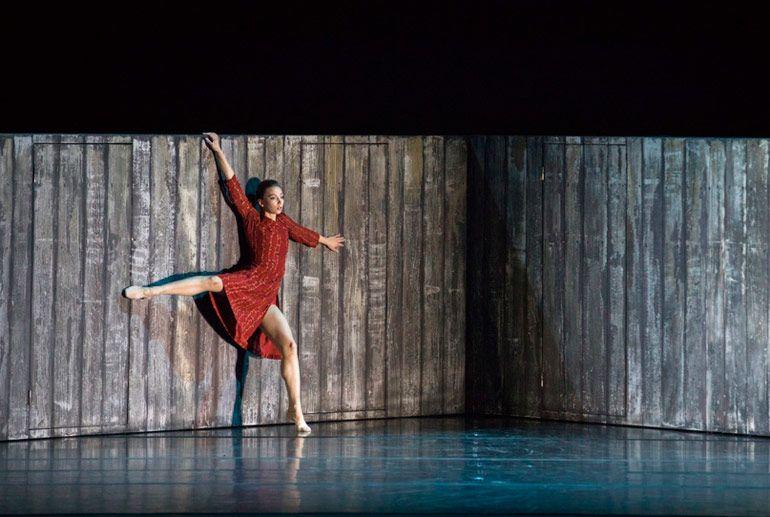 вечер одноактных балетов. Рецензия