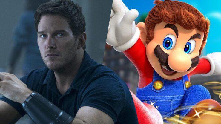 Крис Пратт сыграет роль Марио