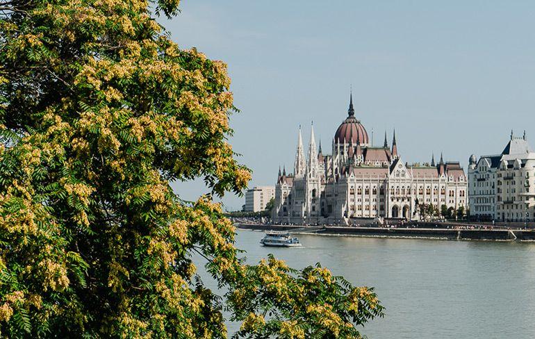 3 дня в Будапеште