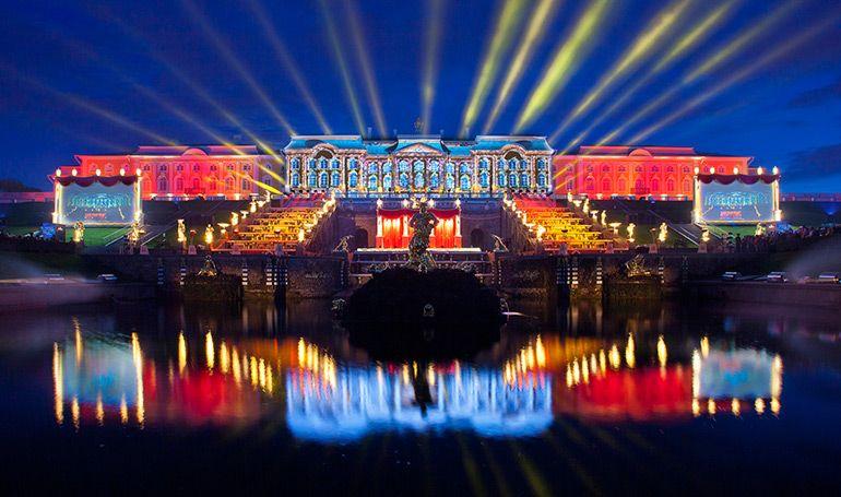 петергоф закрытие фонтанов 2020
