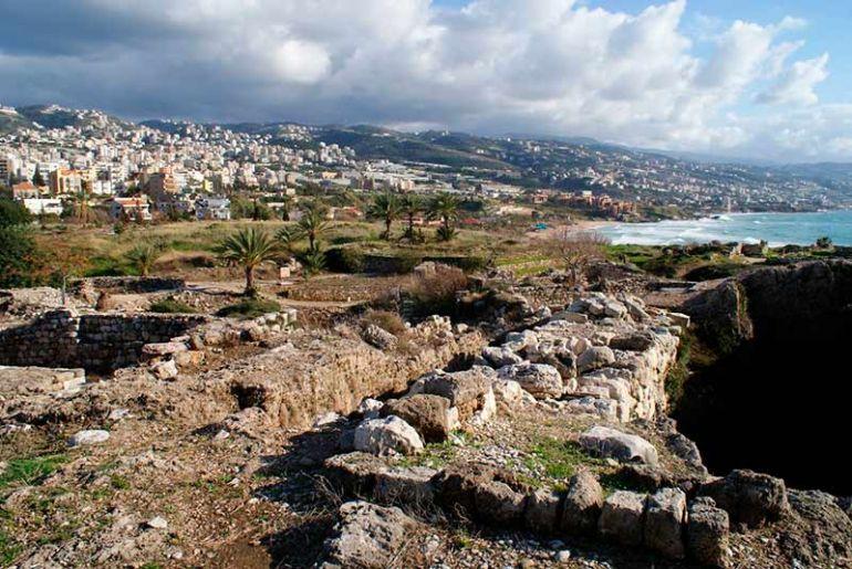 Библ в Ливане