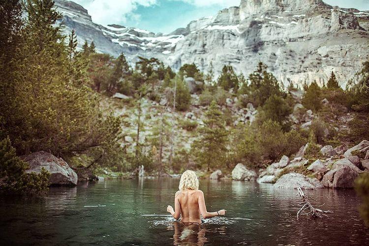 Фотографии для вдохновения от Aurélien Buttin. Люди