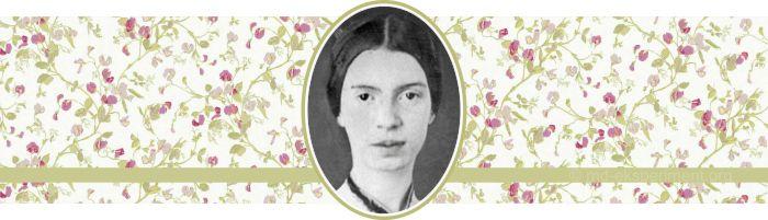 Emily Dickinson. Short poems